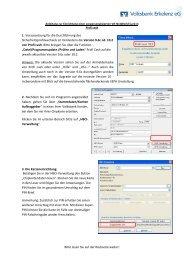 Umstellung auf Chipkarte mit Profi cash - Volksbank Erkelenz eG