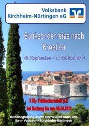 Reiseprospekt downloaden (648 KB) - Volksbank Kirchheim ...