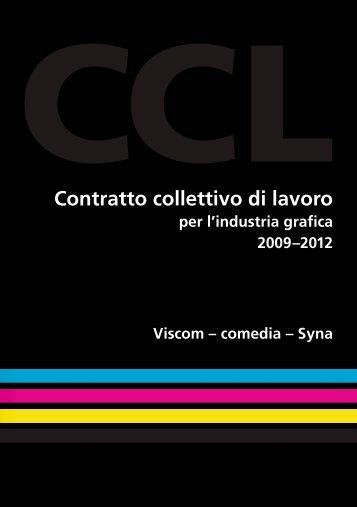 Contratto collettivo di lavoro per l'industria grafica - Viscom