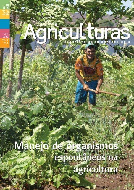 Agriculturas V5, N1 - AS-PTA