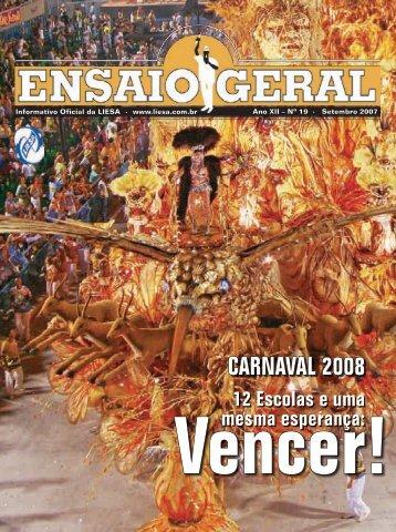 CARNAVAL 2008 - Liesa