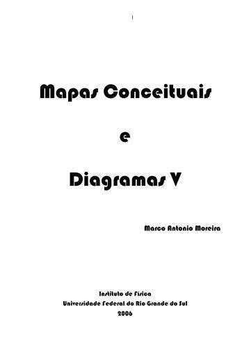 Livro Mapas conceituais e Diagramas V - Instituto de Física - UFRGS