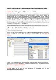 zur Anleitung für die VR-Networld Software - Volksbank Lingen eG