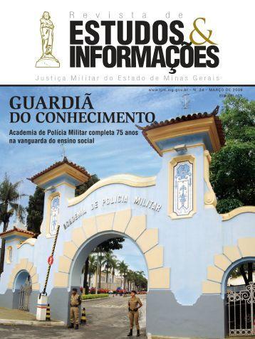24 - Tribunal de Justiça Militar do Estado de Minas Gerais