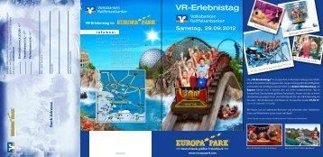 VR-Erlebnistag - Volksbank Rhein-Wehra  eG