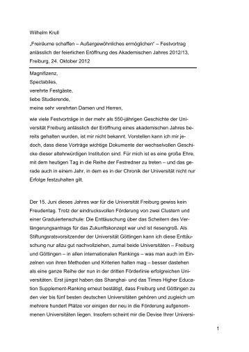 1 Wilhelm Krull - VolkswagenStiftung : Seite nicht gefunden