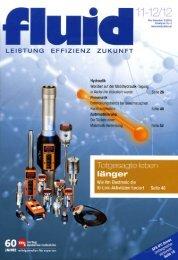 fluid 11-12/2012 - Volz Gruppe GmbH