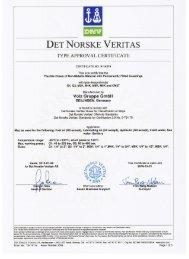Page 1 EE DET NORSKE VERITAS TYPE APPROVAL ...