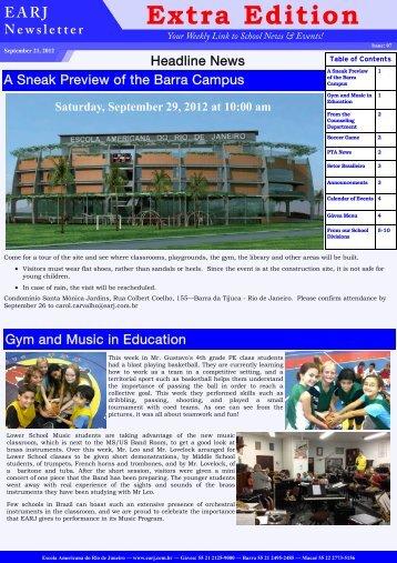 Sep 21, #7 - Escola Americana do Rio de Janeiro