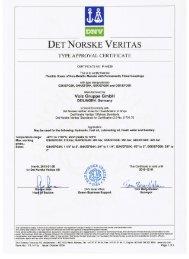 DNV P-14220_(GATES Spiral hoses)_valid until 2016_12_31