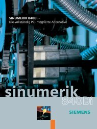 SIEMENS SINUMERIK 840Di (PDF)