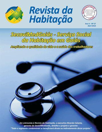 Ano V - Nº 27 Abril 2010 - Secovi Goiás