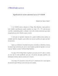 Significado de veículo automotor na Lei nº 9.426/96 - BuscaLegis ...
