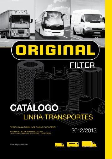 Catálogo em PDF - original filter