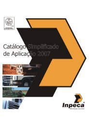 A FILTROS INPECA é uma tradicional marca de