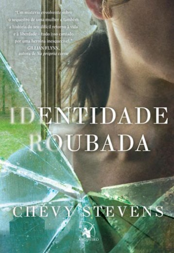 Identidade Roubada - Editora Arqueiro