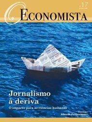 Revista O Economista Nº 17 - Julho de 2009 - corecon - sp