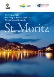 22./23. Juni 2012 Einladung zu den eev- und VSEI ...