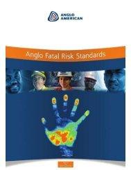 Protocolos de Riscos Fatais (Anglo American Fatal Risk