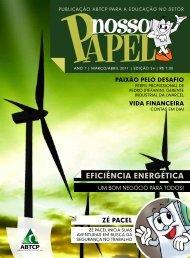 eficiência energética - O Nosso Papel