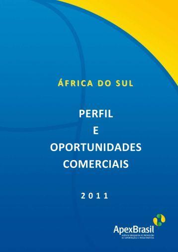PERFIL E OPORTUNIDADES COMERCIAIS - Apex-Brasil