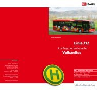 Download Vulkanbus-Flyer - Vulkanpark