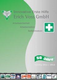 Katalog Erste Hilfe - Erich Voss GmbH