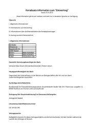 Fernabsatzregelungen zum Giroverkehr_Stand 31.01.2013
