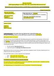 Musteranschreiben zum Wechsel Einzugsermächtigungsverfahren ...