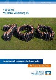 Chronik 100 Jahre VR-Bank Vilsbiburg eG (15,1 MB)