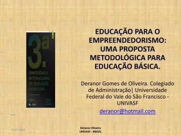 apresentação/presentation - PmatE - Universidade de Aveiro