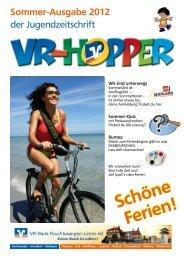Sommer-Ausgabe 2012 - VR-Bank Feuchtwangen-Limes eG