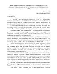 nem melhor nem pior, apenas divergentes - Revista de Ciência ...