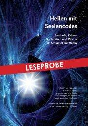 LESEPROBE - Mankau Verlag