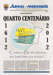 EDIÇÃO COMEMORATIVA - Arquidiocese de São Luís