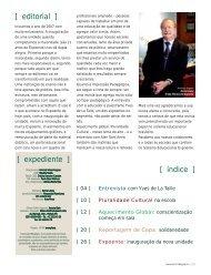 Revista IP nº41 - Solidariedade Download - Escola Interativa
