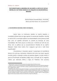 SUPLEMENTANDO A MEMÓRIA DE UM HERÓI: A ... - FALE - UFMG