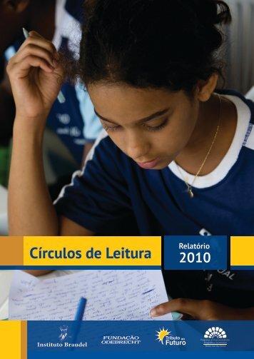 Círculos de Leitura - Resultados 2010.pdf - Tributo ao Futuro