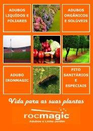 adubos orgânicos - Rocalba