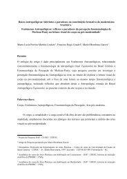 Fenômenos Antropofágicos: reflexos e paradoxos ... - CEART - Udesc