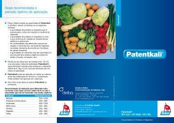 Patentkali - K+S KALI GmbH