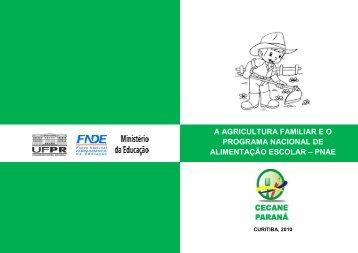 Cartilha da Agricultura Familiar - IMPRESSÃO