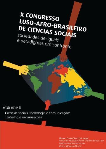 Volume II - X Congresso Luso-Afro-Brasileiro de Ciências Sociais ...