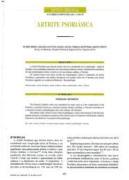Artrite Psoriásica - Acta Médica Portuguesa