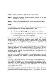 Lares de Idosos; IPSS - Provedor de Justiça