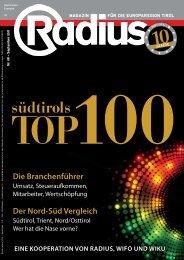 Radius Top 100 2011
