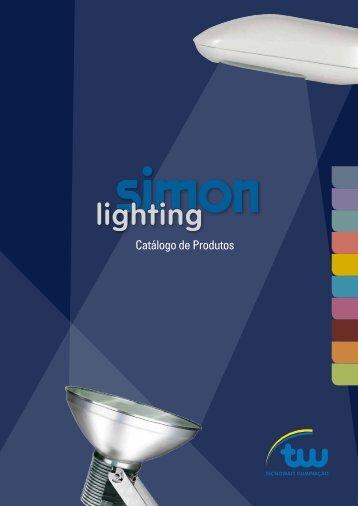 Catálogo de Produtos TW - tecnowatt iluminação