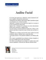 Análise Facial - Dental Press