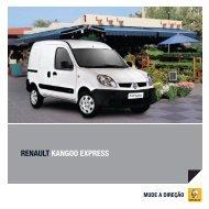 RENAULT KANGOO EXPRESS - Renault do Brasil