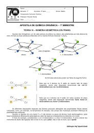 apostila de química orgânica – 1º bimestre - PROF. RICARDO ...